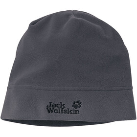Jack Wolfskin Real Stuff Czapka, grey heather